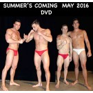 SUMMERS COMING DVD